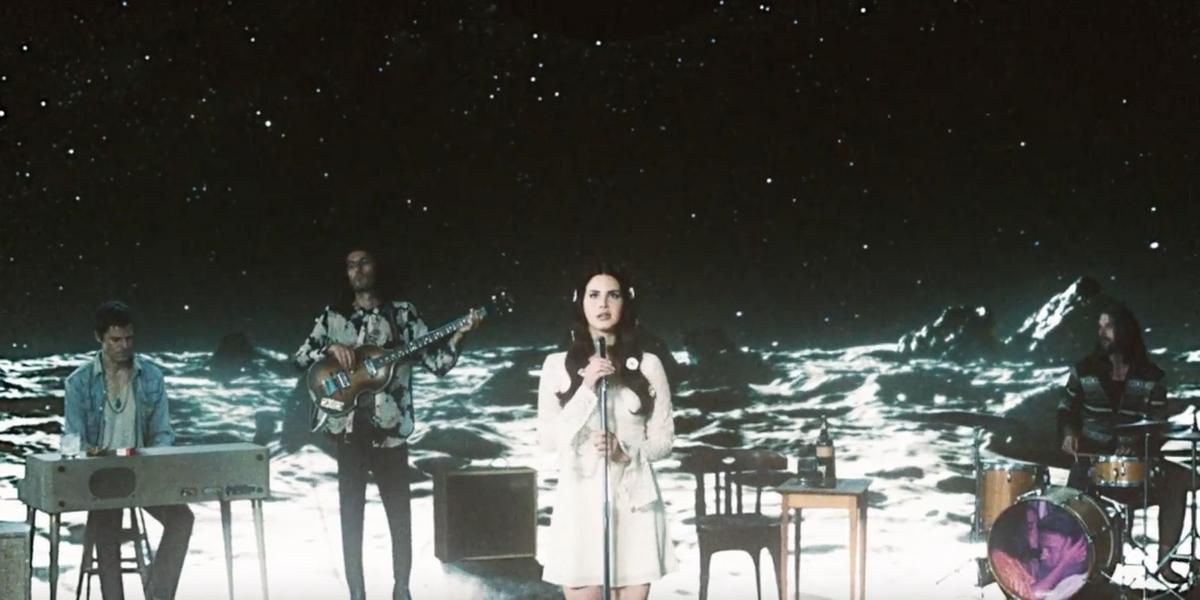 """Watch Lana Del Rey's Dreamy, Stellar Teen Dream Video for """"Love"""""""