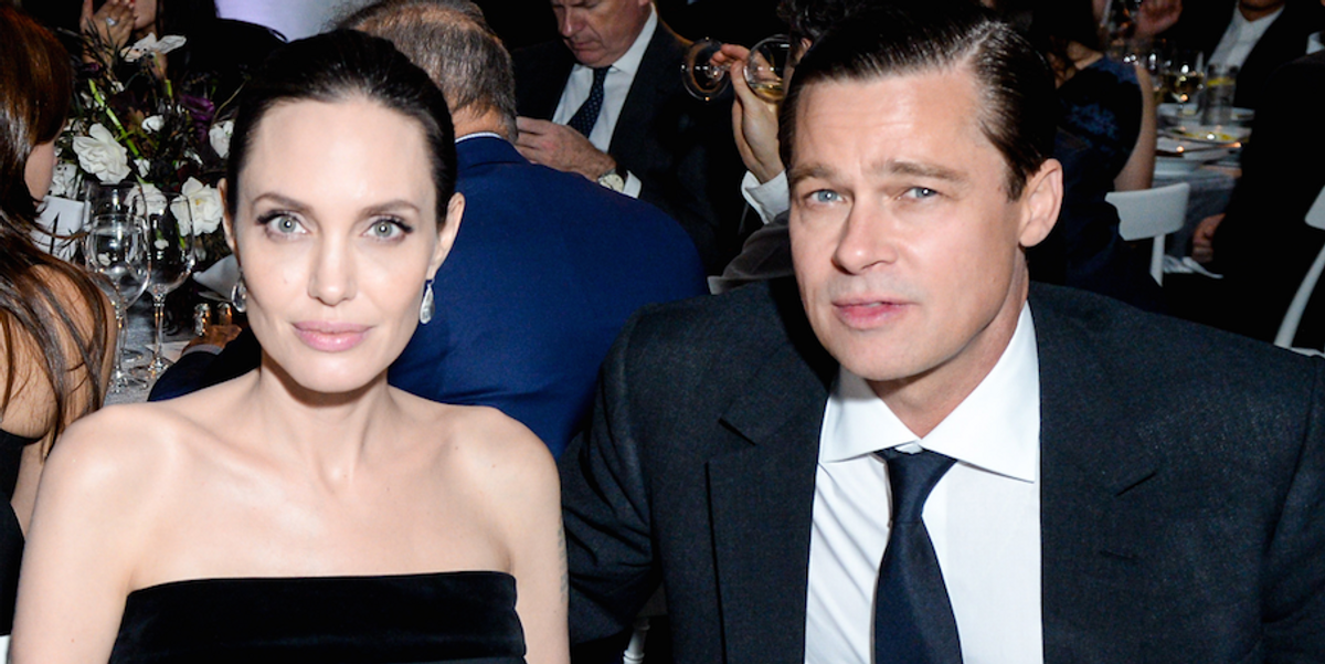 Angelina Jolie Has Spoken About Brad Pitt For the First Time Since Their Split