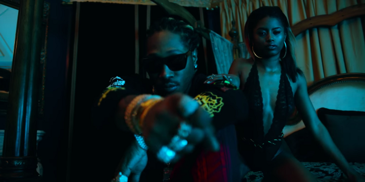 """Watch Future's New """"Super Trapper"""" Visuals Featuring the Hottest Girls You've Ever Seen"""