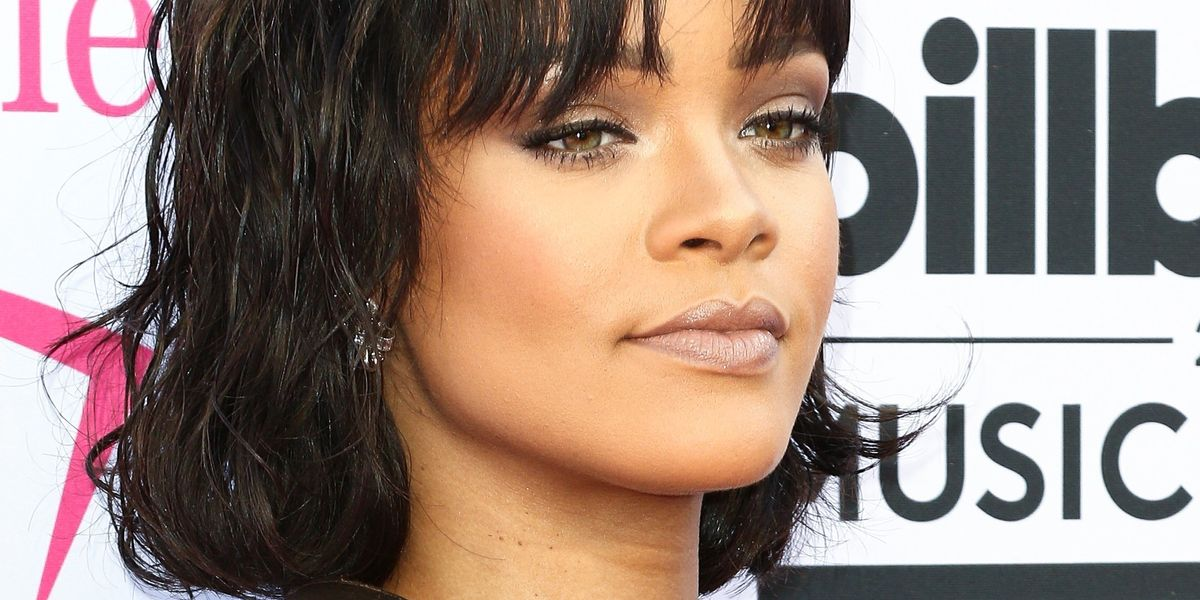 Rihanna's New Beauty Line will Include Holographic Lipstick