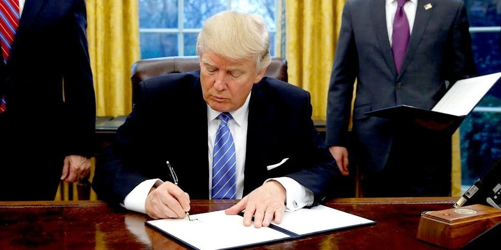 Assault on the EPA Begins: Trump to Sign Two Executive Orders