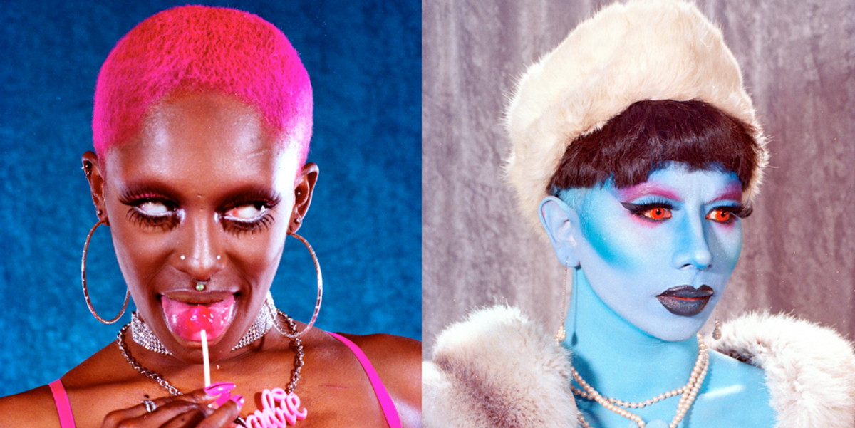 Peep Photographer Parker Day's Surreal, Color-Saturated Portraits