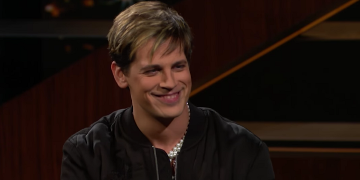 """Milo Yiannopoulos's Comments """"Condoning Pedophilia"""" Cost Him His Book Deal"""