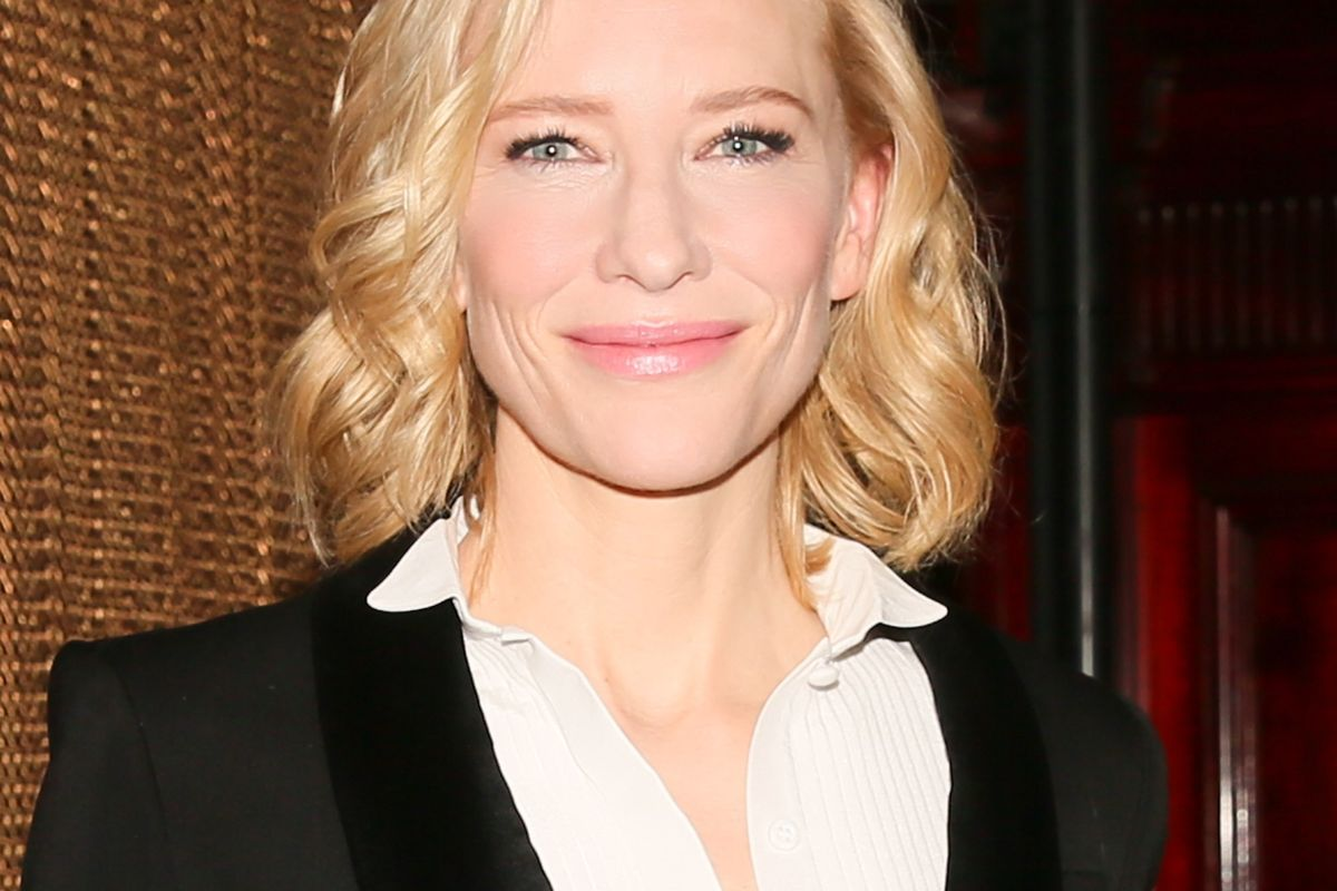 """Cate Blanchett's Lip Sync of """"You Don't Own Me"""" at Stonewall Inn Will Give You Life"""