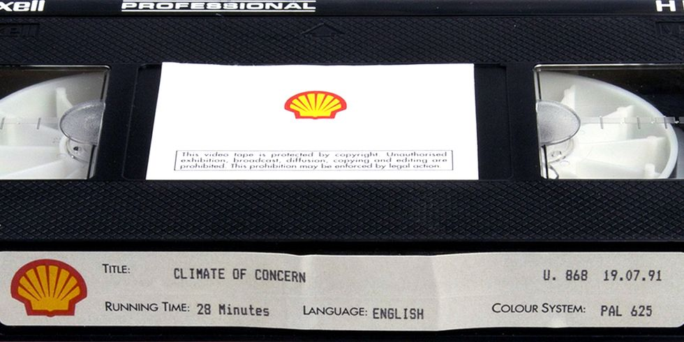 What Shell Knew About Climate Change in 1991