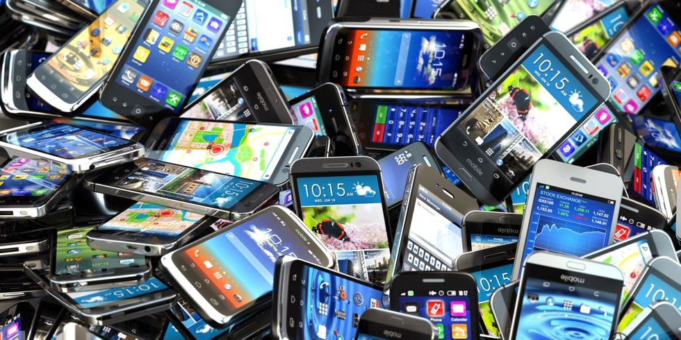 Here's What 7 Billion Smartphones in 10 Years Looks Like