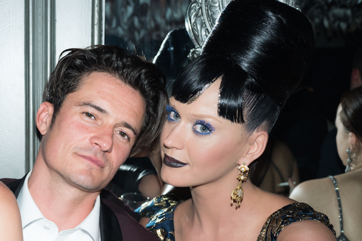 """Katy Perry and Orlando Bloom Have Broken Up and Are Calling it """"Taking Respectful, Loving Space"""""""