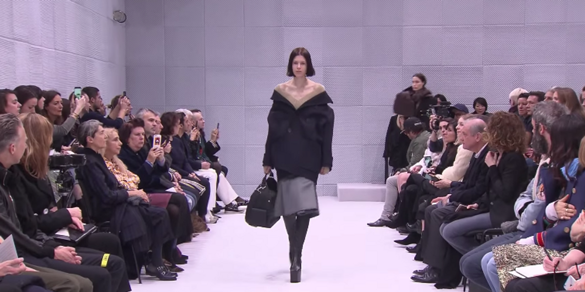 Balenciaga Have Fired Casting Directors for Abusing Models