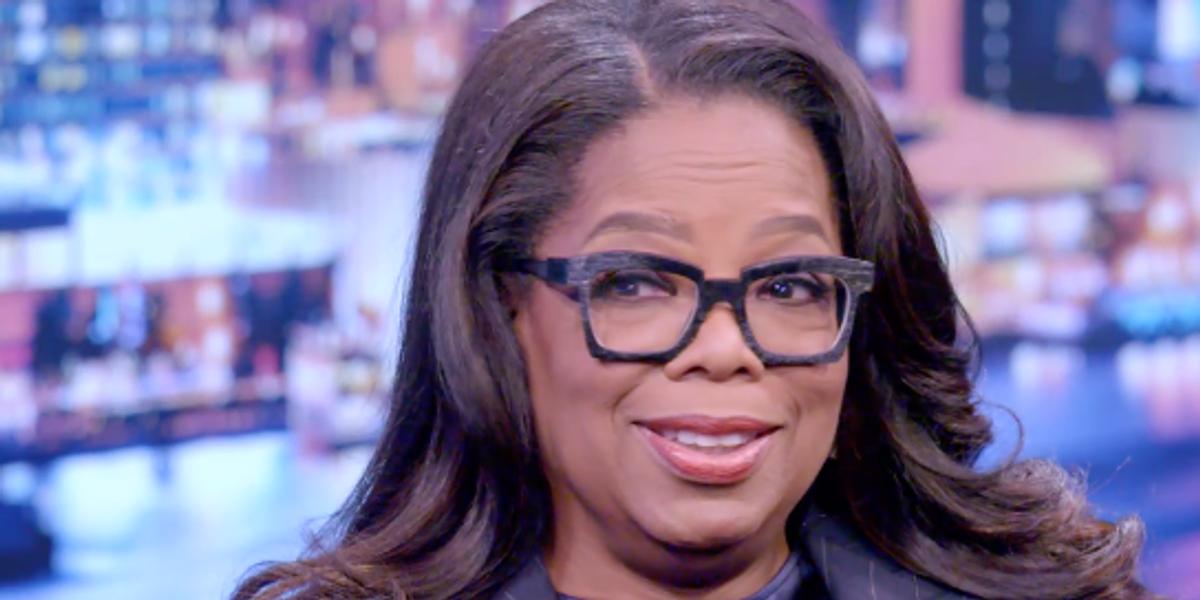 Oprah Says She Would Consider Running for President