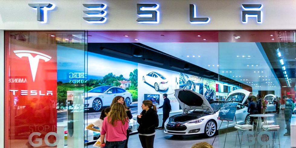 Why You Can't Buy a Tesla in These 6 States
