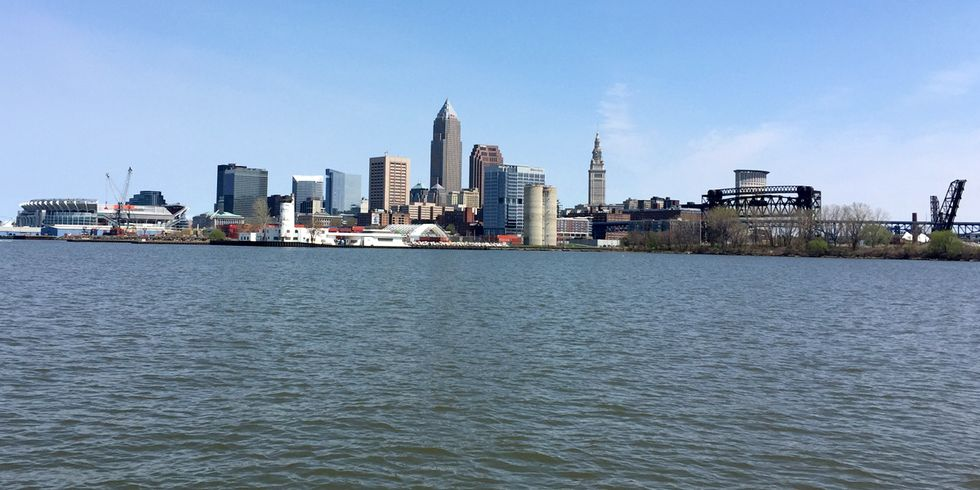 Will Lake Erie Be Home to the First Wind Farm in the Great Lakes?