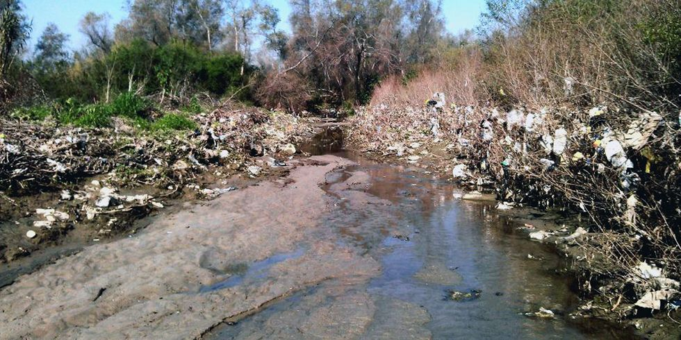 Large Sewage Spill in Mexico Flows North of the Border for 17 Days