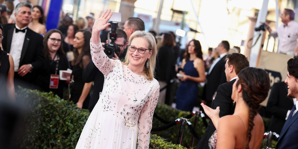 "Meryl Streep Calls Karl Lagerfeld a ""Liar"" Over Oscar Dress Comments"