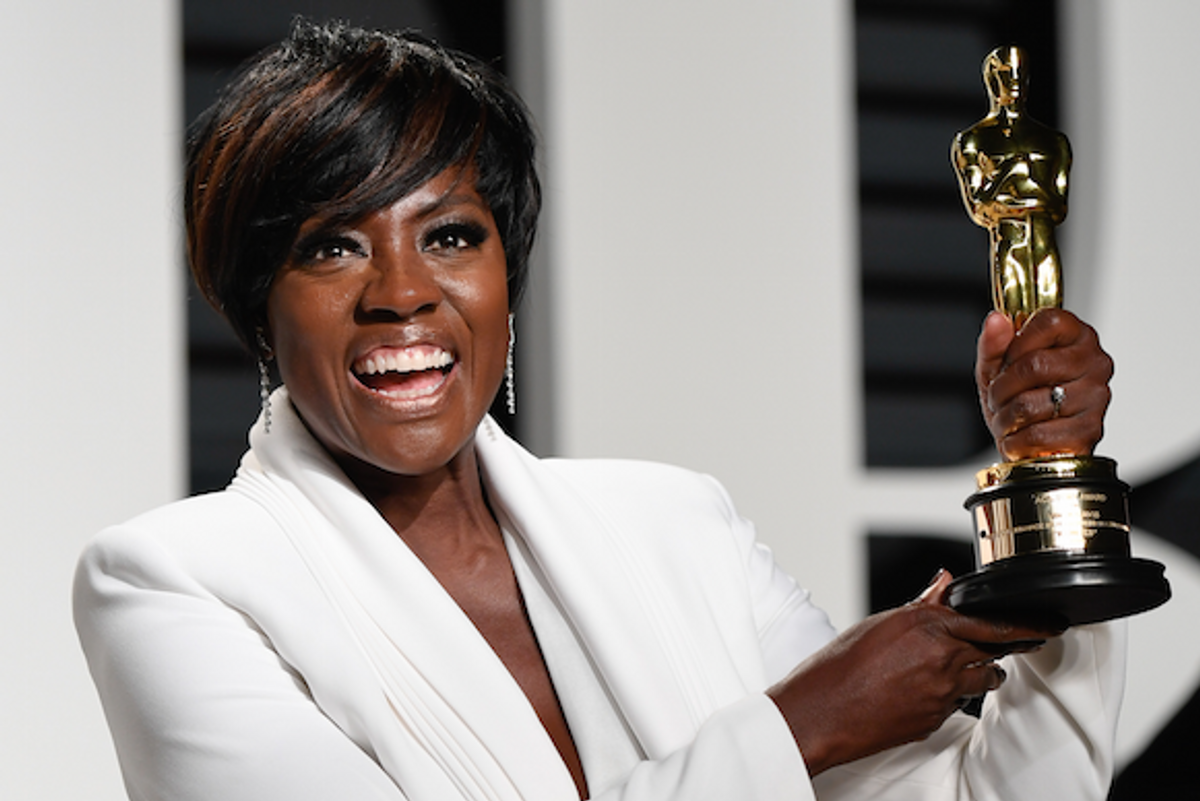 Frank Ocean Couldn't be Prouder of Viola Davis – the First Black Person to Win a Golden Globe, Tony and Oscar for Acting