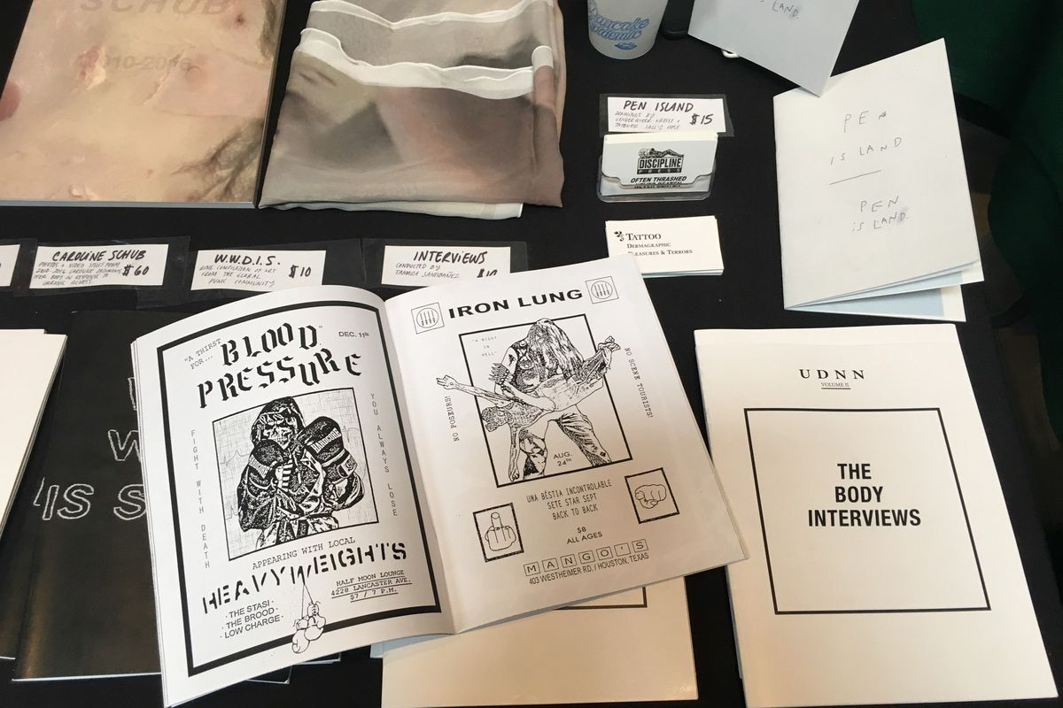 6 Feminist Artists and Zine Makers to Know from the LA Printed Matter Book Fair