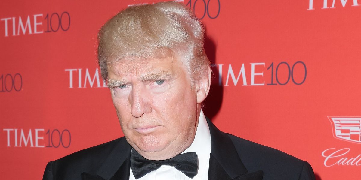 Donald Trump Thinks Last Night's Oscars Mixup Was All About Him