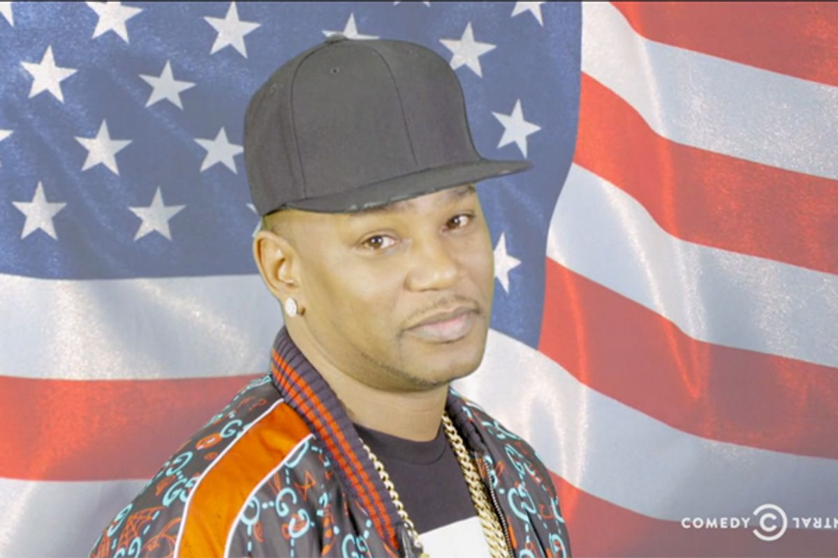 Cam'ron Calls On Fellow Americans To Snitch On Donald Trump