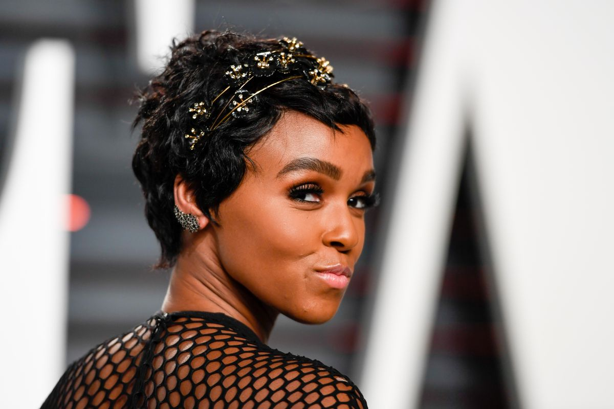 Janelle Monáe Claps Back at Period Shamers on Twitter