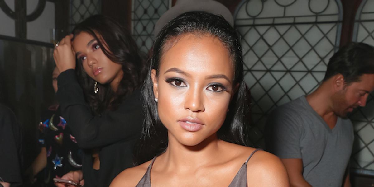 Karrueche Tran is Now Seeking a Permanent Restraining Order Against Ex Chris Brown