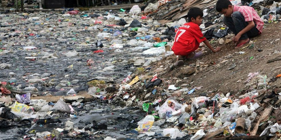 Pollution Kills 1.7 Million Children Every Year, WHO Reports