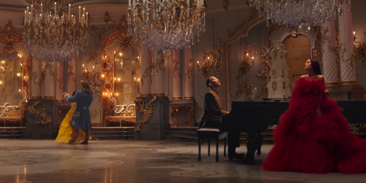 Watch and Weep as Ariana Grande and John Legend Perform 'Beauty and the Beast'