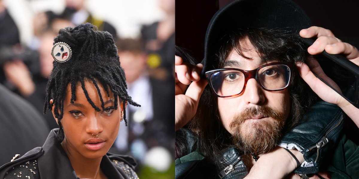 Listen to the New Willow Smith and Sean Lennon Collab, Written by Carrie Fisher