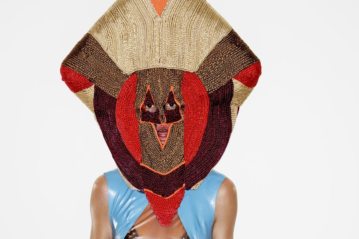 HAUTE: Charlie Le Mindu Creates Fantasies Using Human Hair