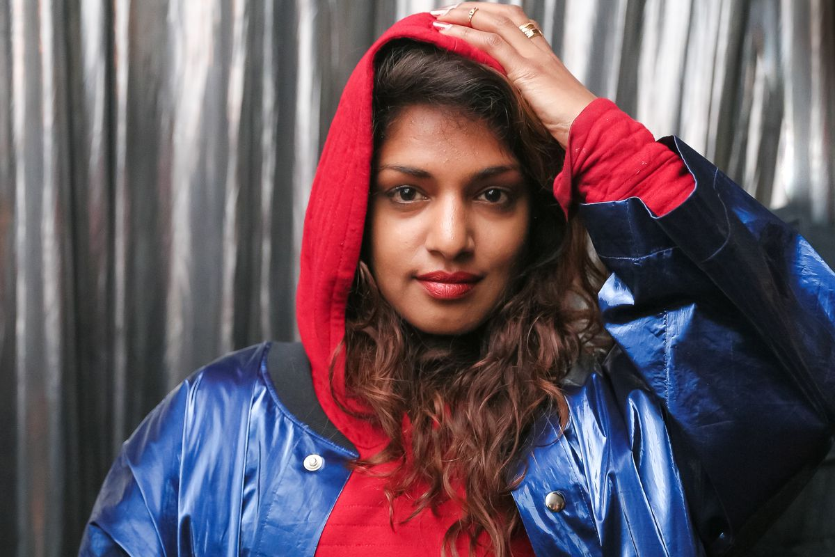 "M.I.A. Calls Out Trump Administration for Being ""Pathological Liars"""
