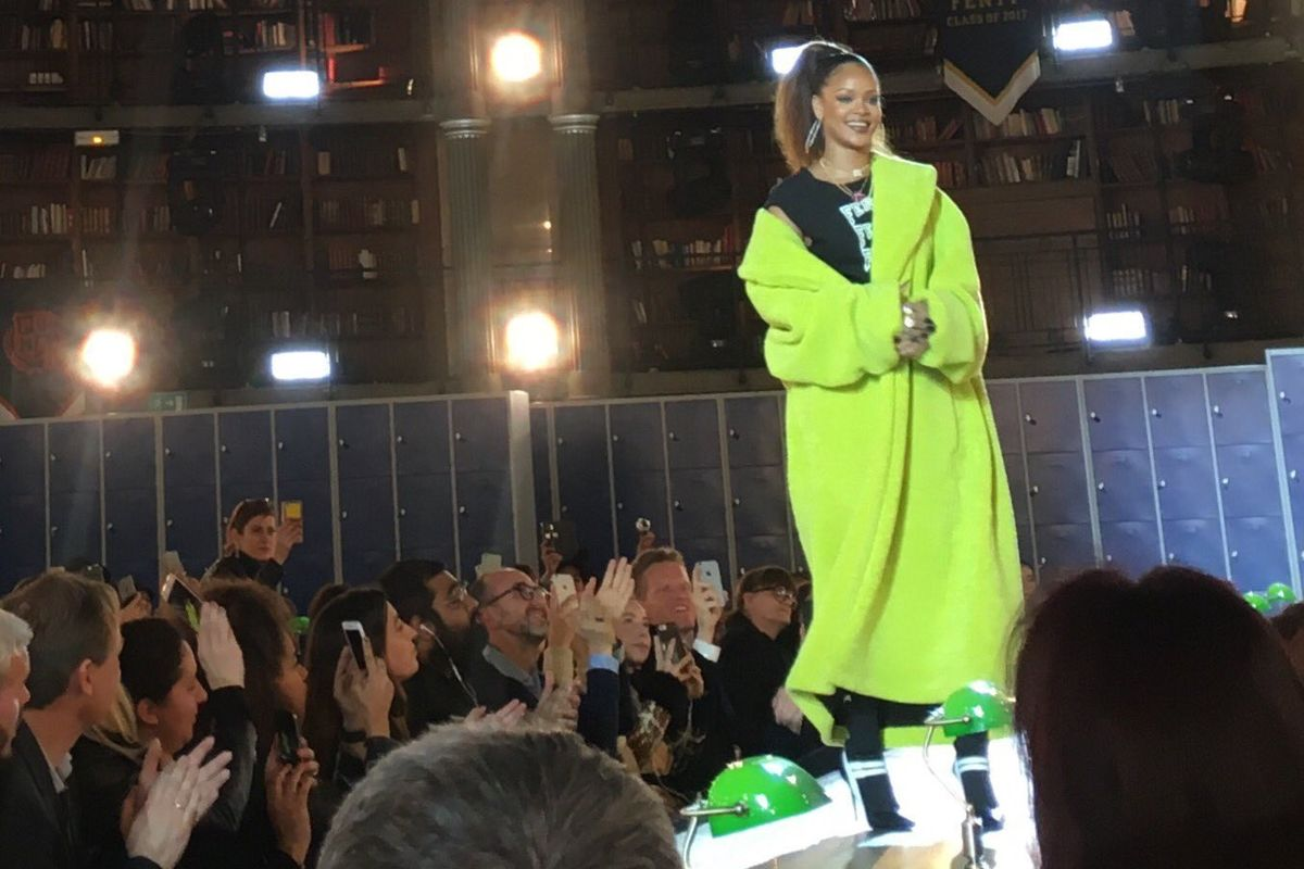 Rihcap: Everything You Need to Know About Rihanna's Fenty x Puma FW17 Show