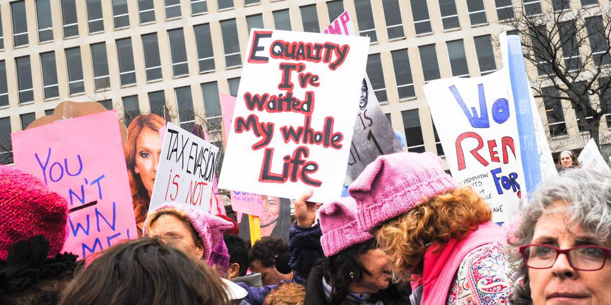 Here's Everything You Need to Know to Strike Against Sexism This International Women's Day