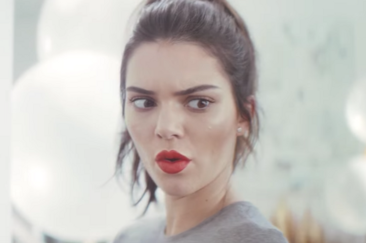 Watch Kendall Jenner Steal Elle King's Voice in Estée Lauder's Latest Short Film