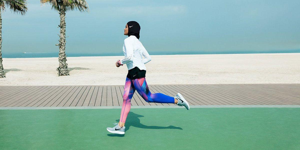 Nike Introduces Pro Hijab For Muslim Athletes