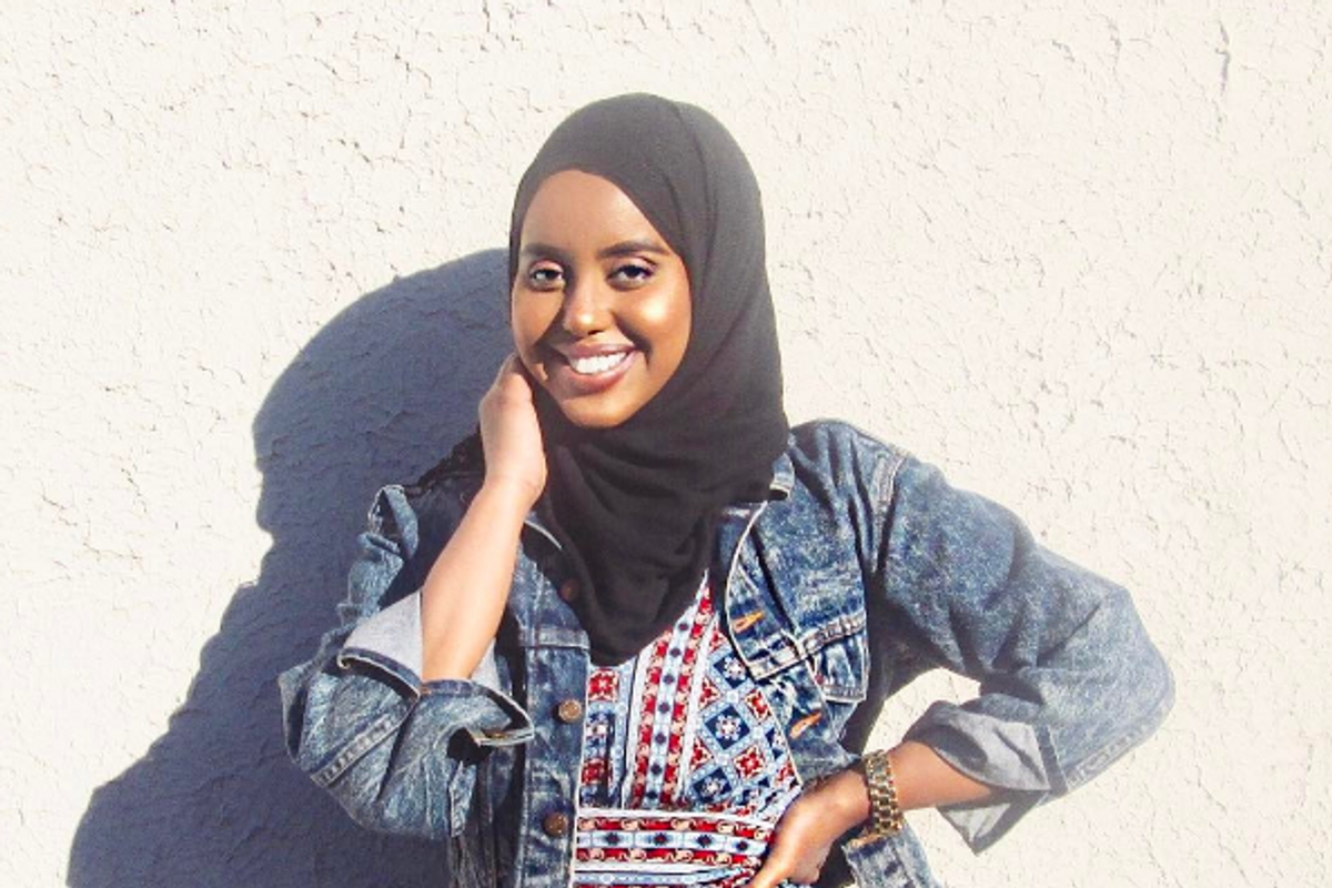 This Muslim Woman Is Calling Out Instagram's Censorship of Curvy Bodies