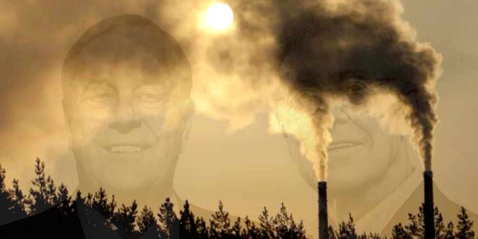 Communities Push Back on Koch Brother's 'Distasteful Effort' to Promote Fossil Fuels