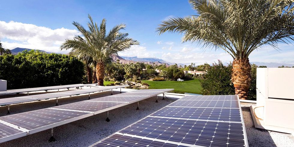 California Generates Enough Solar Power to Meet Half Its Energy Needs