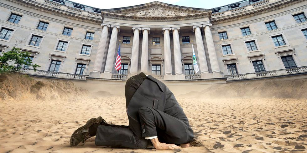 Climate Deniers Thrive at EPA