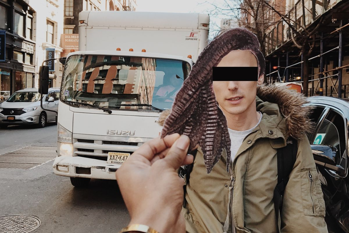 Art x Beauty: We take MaleCrimp to the Streets of NYC