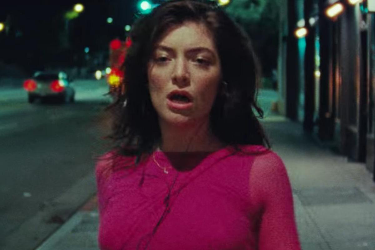 "Watch Lorde's Pumped-Up, Dancey New Video, ""Green Light"""