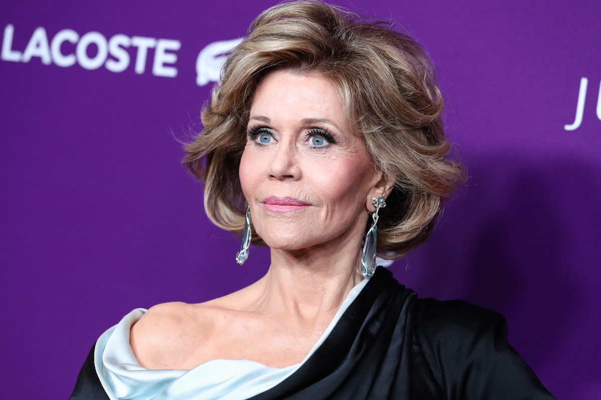 Jane Fonda Reveals She Was Raped in an Interview with Brie Larson