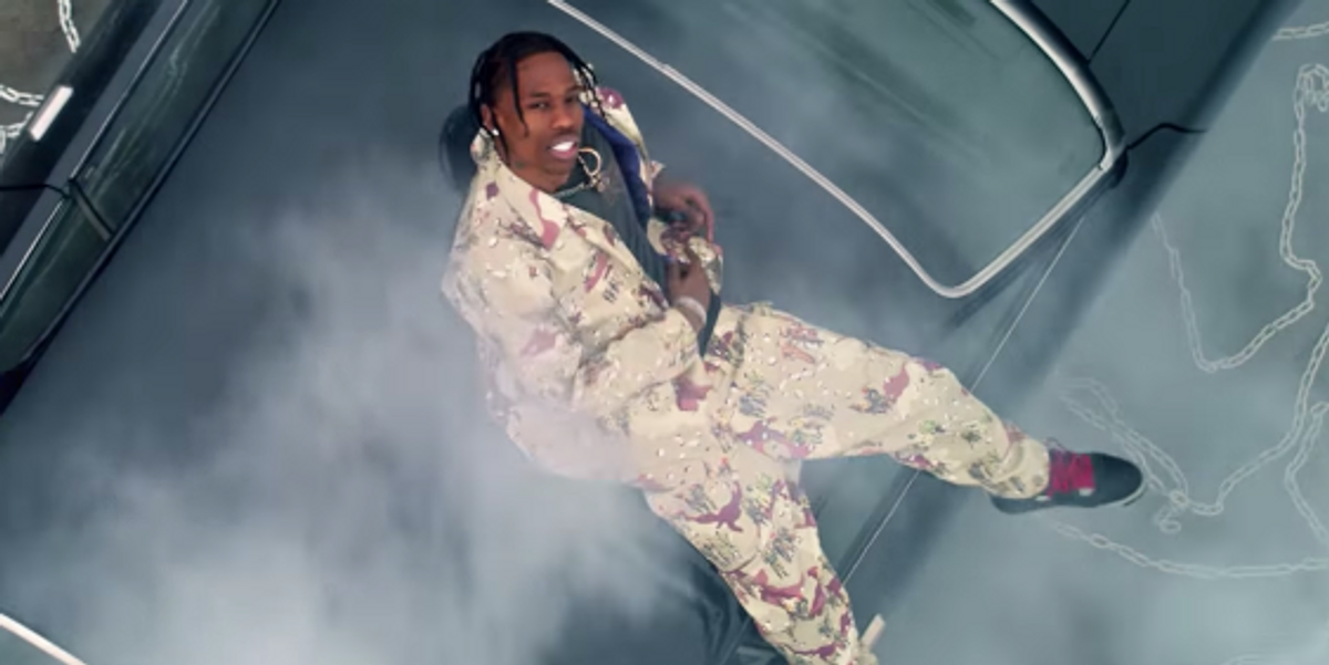 Watch the Masterpiece That is Travis Scott, Lil Uzi Vert and Quavo's New Video for 'Go Off'