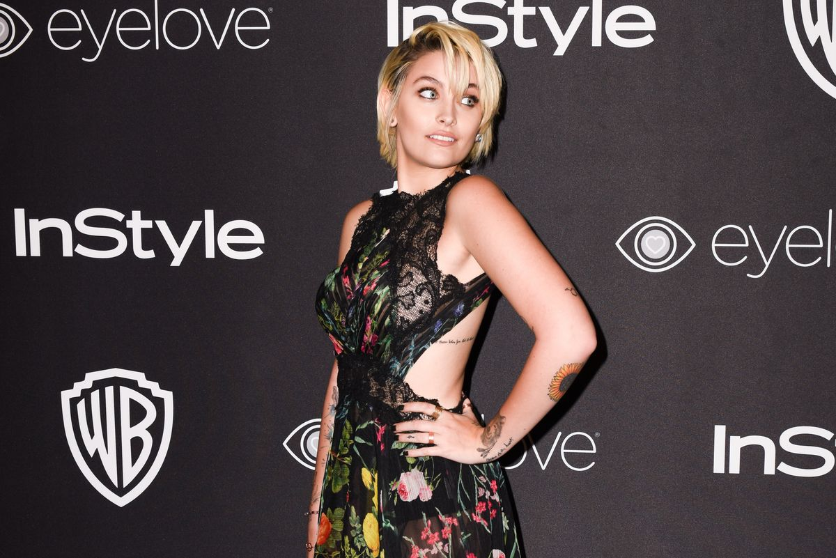 Paris Jackson Just Signed a Major Modeling Contract
