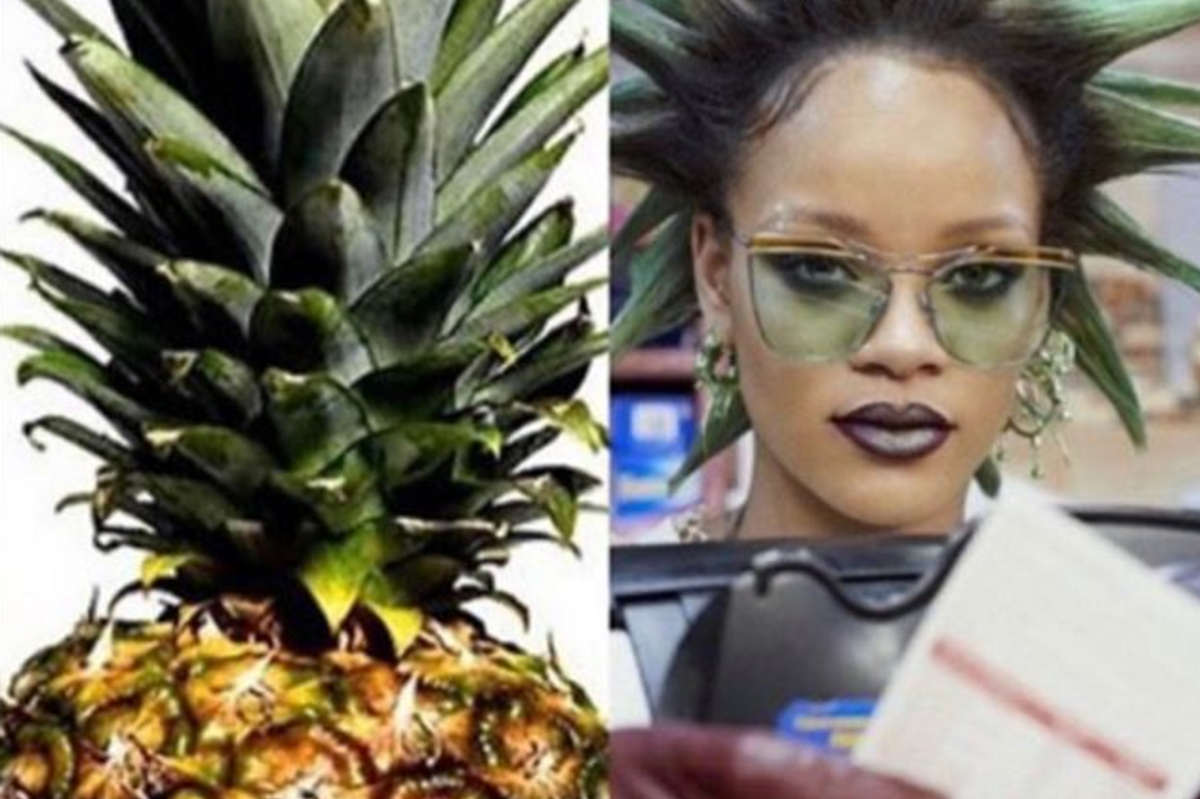 Check Out These Memes and Fan Art of Our Rihanna #BreakTheRules Cover