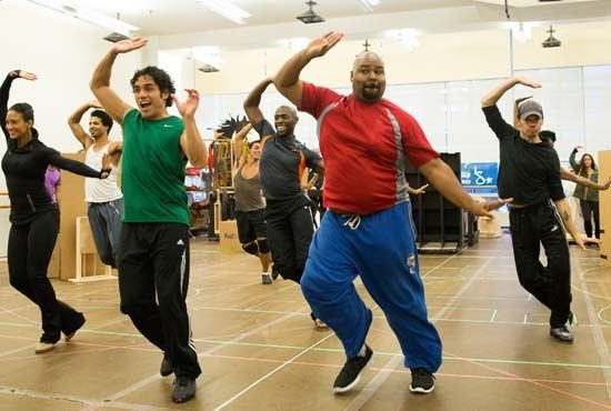 On Broadway: Genie On Tap - Dance Magazine