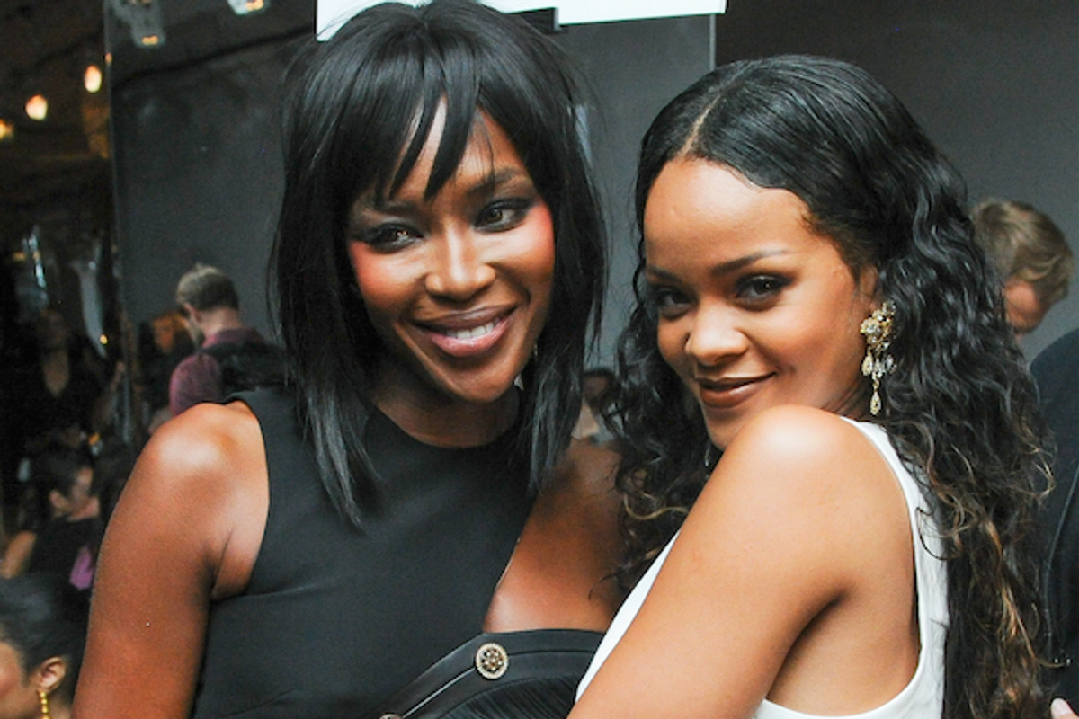 Naomi Campbell Definitely Has Beef With Rihanna, Weighs in on Gigi and Kendall
