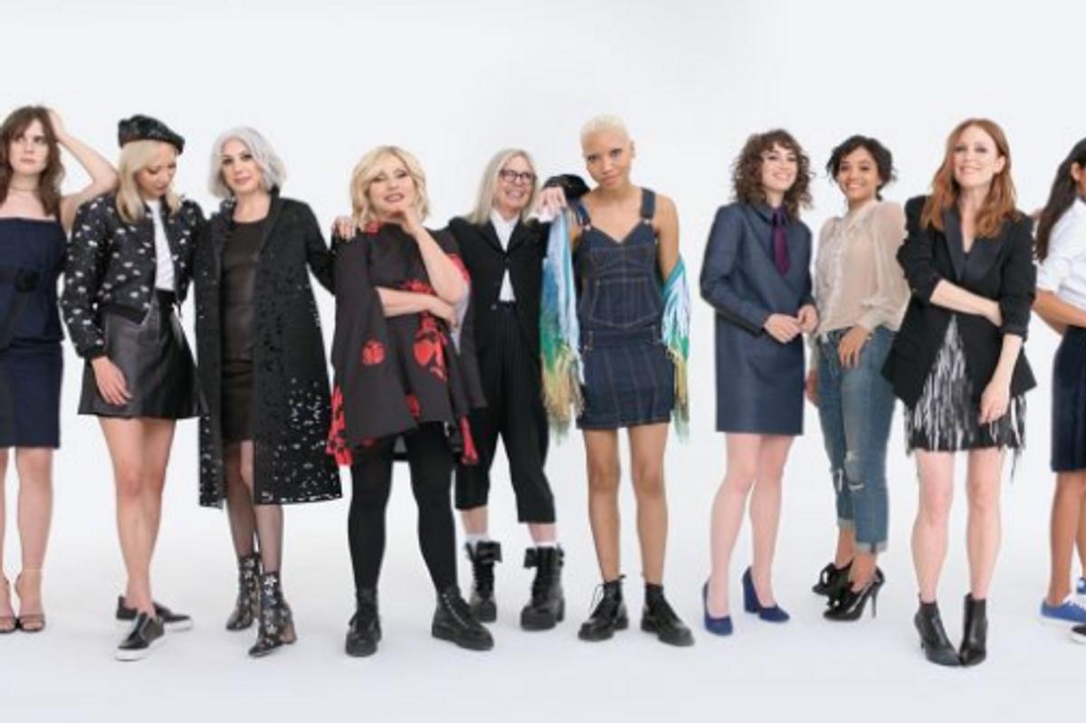 Julianne Moore, Hari Nef, Diane Keaton and More Star in L'Oreal's New Mascara Campaign