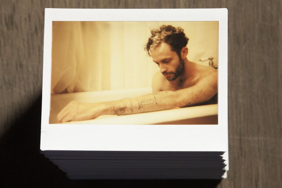 """PREMIERE: Watch Wrabel Flip Photos in New Video for His Ode to Past Loves, """"Bloodstain"""""""