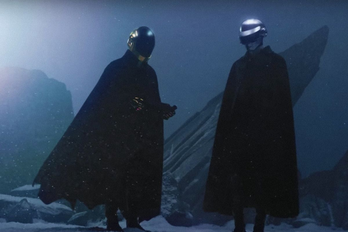 """Pay a Visit To The Weeknd's Home Planet in The Video For """"I Feel It Coming"""""""
