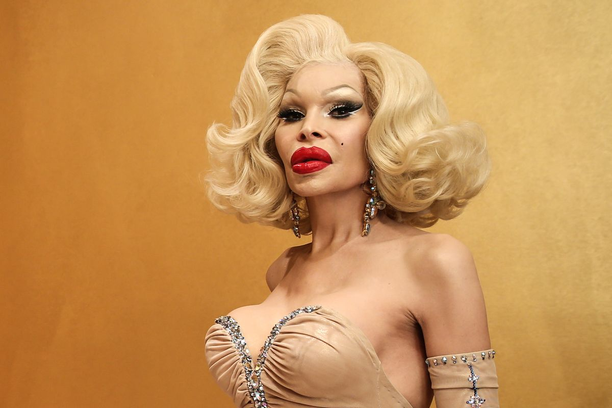 NSFW: An Exclusive Excerpt from Amanda Lepore's Memoir about Hooking Up with David LaChapelle