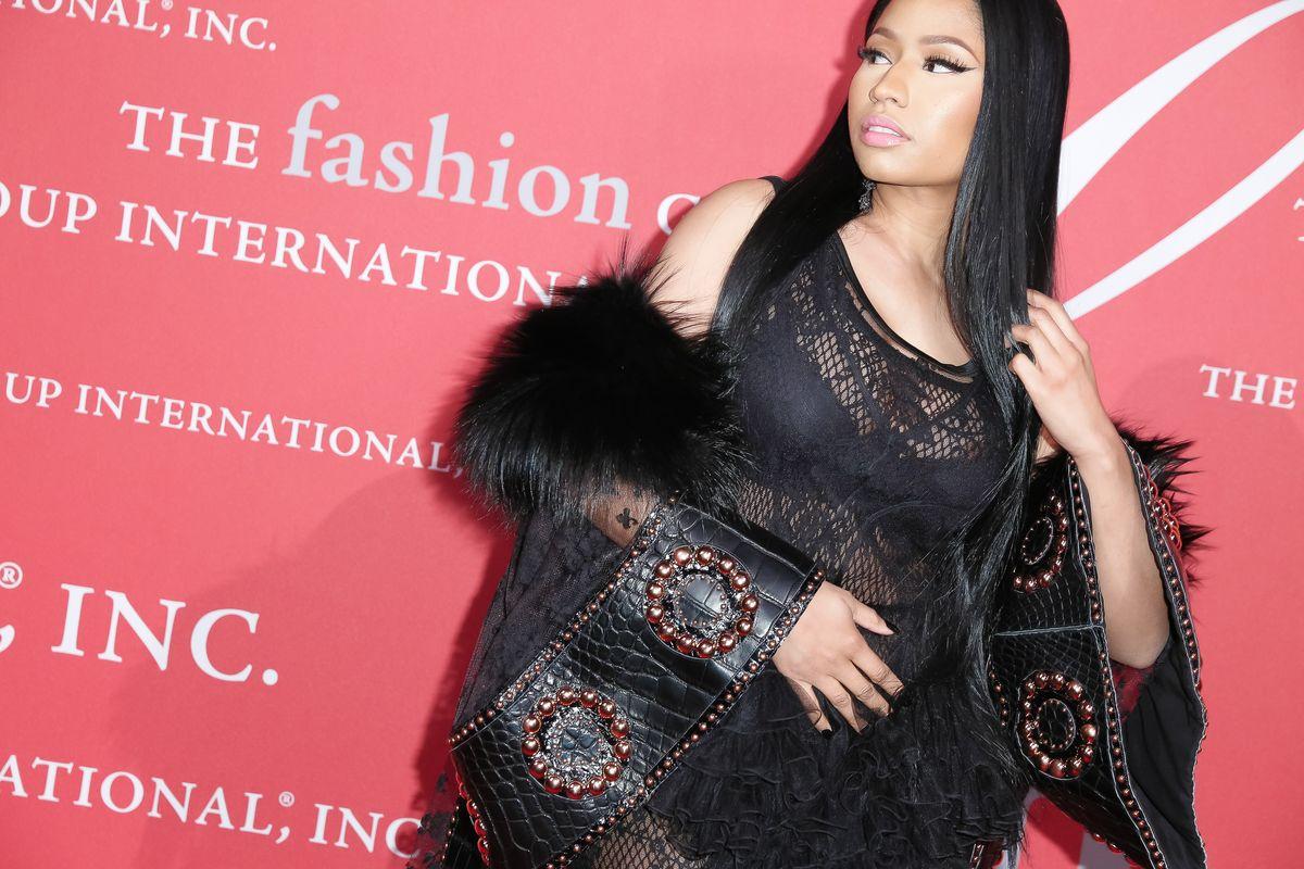 Update: Nicki Minaj Releases Exclusive Playlist on Tidal