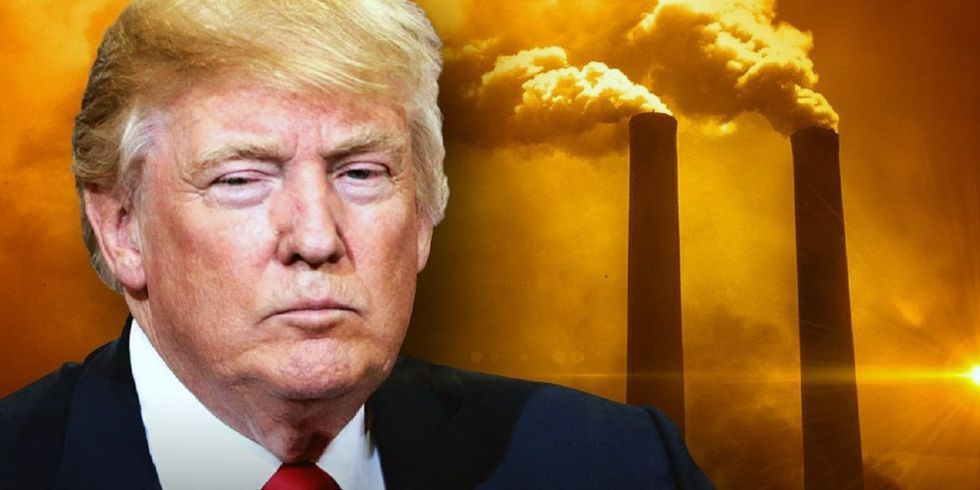 Fossil Fuel Defendants Join Trump in Move to Appeal Kid's Groundbreaking Climate Lawsuit